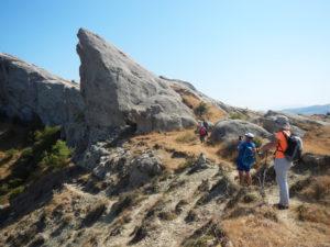 Escursioni e Trekking tra sulle guglie delle Dolomiti Lucane